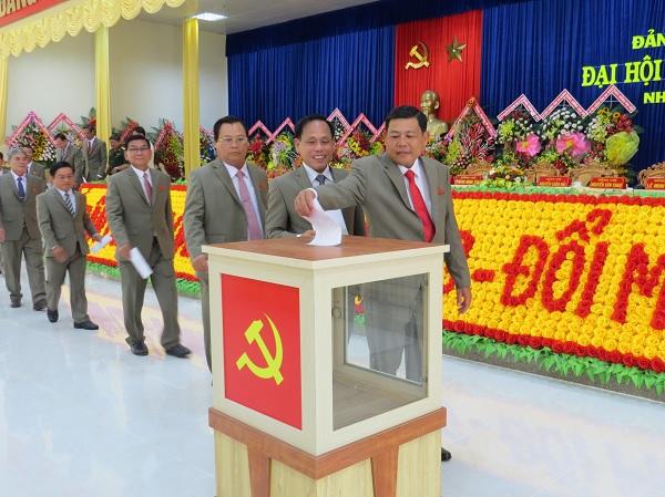 Đảng Bộ huyện An Phú khai mạc Đại Hội Đại biểu lần thứ VII, Nhiệm kỳ 2020 -2025 - Nguồn : ATV