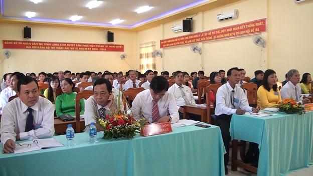 An Phú hoàn thành đại hội cấp cơ sở nhiệm kỳ 2020-2025 - Nguồn : ATV