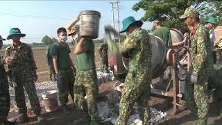 Ủy ban mặt trận tổ quốc Việt Nam huyện An Phú góp phần tích cực trong phát triển kinh tế xã hội - Nguồn : Đài truyền thanh huyện An Phú