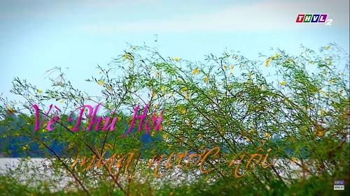 Về Phú Hội mùa nước nổi - Nguồn : THVL