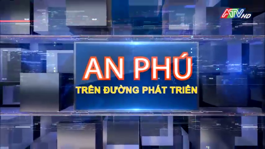 """An Phú trên đường phát triển - Tết Quân - Dân tô thắm thêm hình ảnh """"Anh bộ đội Cụ Hồ"""" - Nguồn : ATV"""
