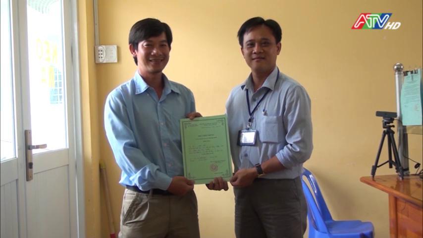 Bước đột phá trong cải cách hành chính tại xã Vĩnh Hội Đông, huyện An Phú, tỉnh An Giang - Nguồn : ATV
