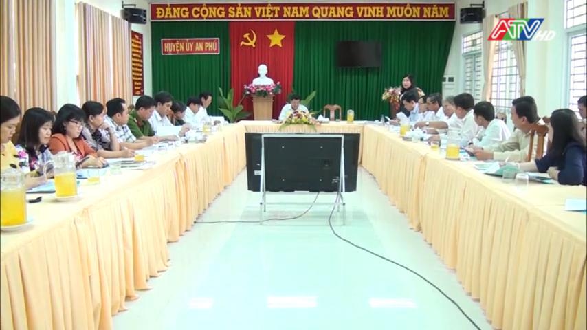 Thông qua văn kiện Đại hội Đảng bộ xã Khánh Bình, nhiệm kỳ 2020-2025 - Nguồn : ATV