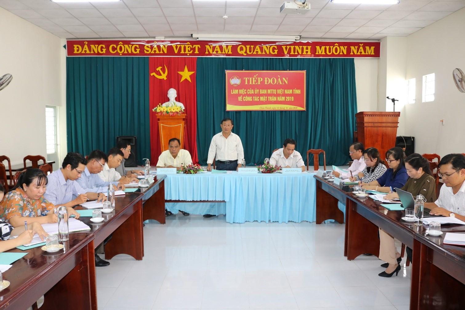 kiem tra tại Chau Thanh