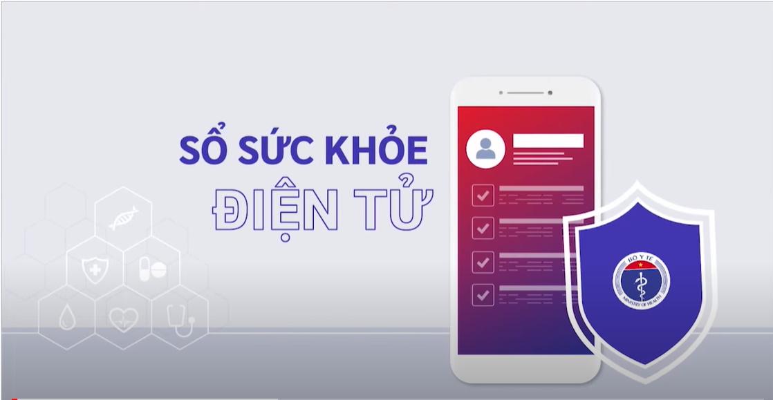 Hướng dẫn sử dụng App Sổ sức khỏe điện tử