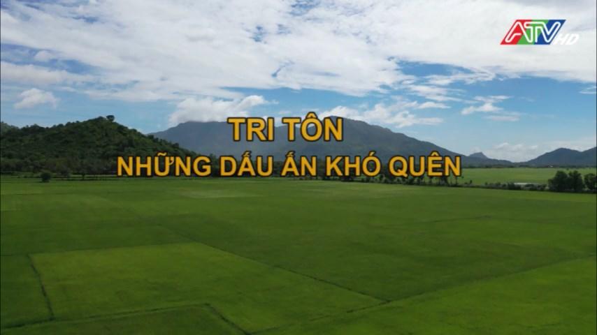 Đài Phát thanh Truyền hình An Giang - Tri Tôn, những dấu ấn khó quên