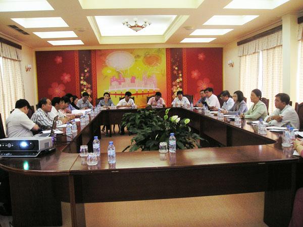 Sở Khoa học Công nghệ tỉnh An Giang