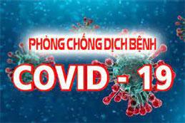 Trang tin về dịch bệnh viêm đường hô hấp cấp covid-19