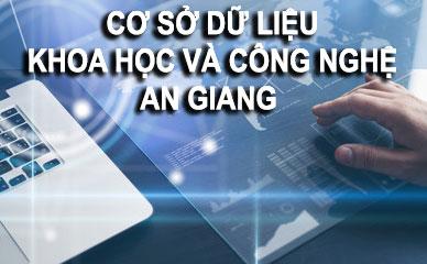 CSDL KH&CN TINH AN GIANG